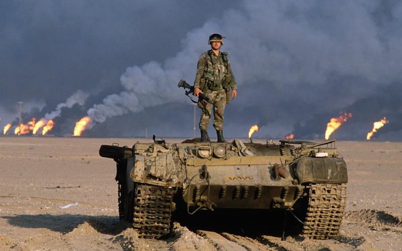 صورة صحيفة فرنسية: الجيش التركي هـزم حفتر