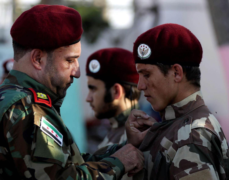 صورة تشكيلات الجيش الوطني السوري تأكل بعضها البعض!
