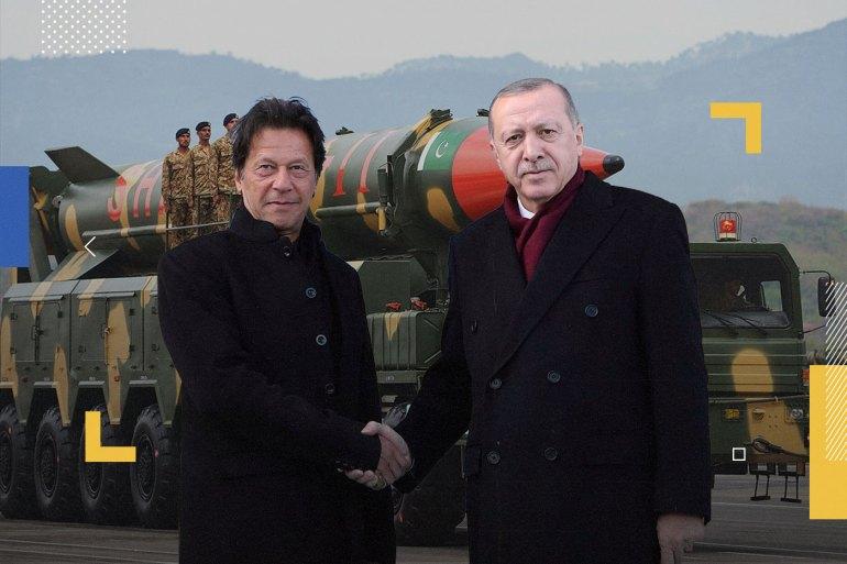 صورة تركيا و امتلاك السلاح النووي