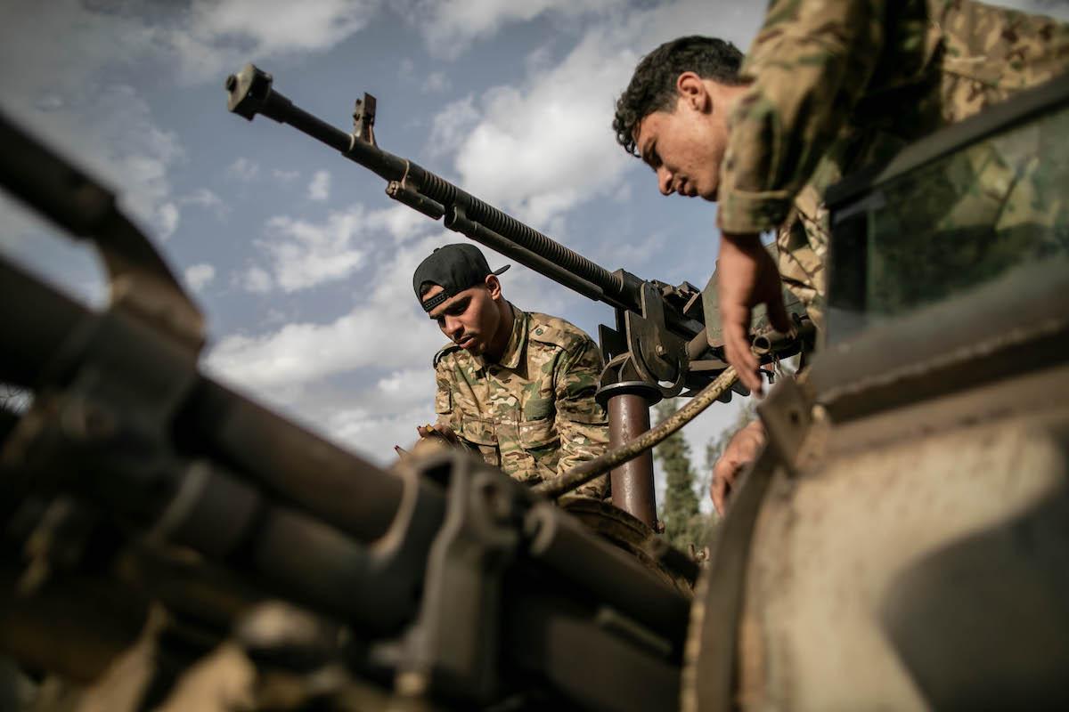 صورة اتحاد ليبي- تركي لطرد حفتر.. طرابلس تنتظر حدثا كبيرا