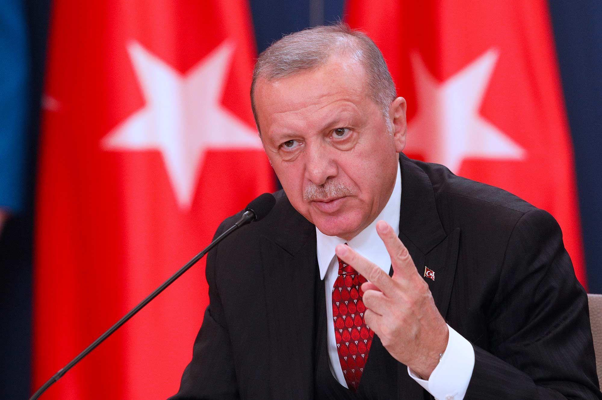 """صورة أردوغان: ندعم وبكل فخر أحفاد """"عمر المختار"""" في ليبيا"""