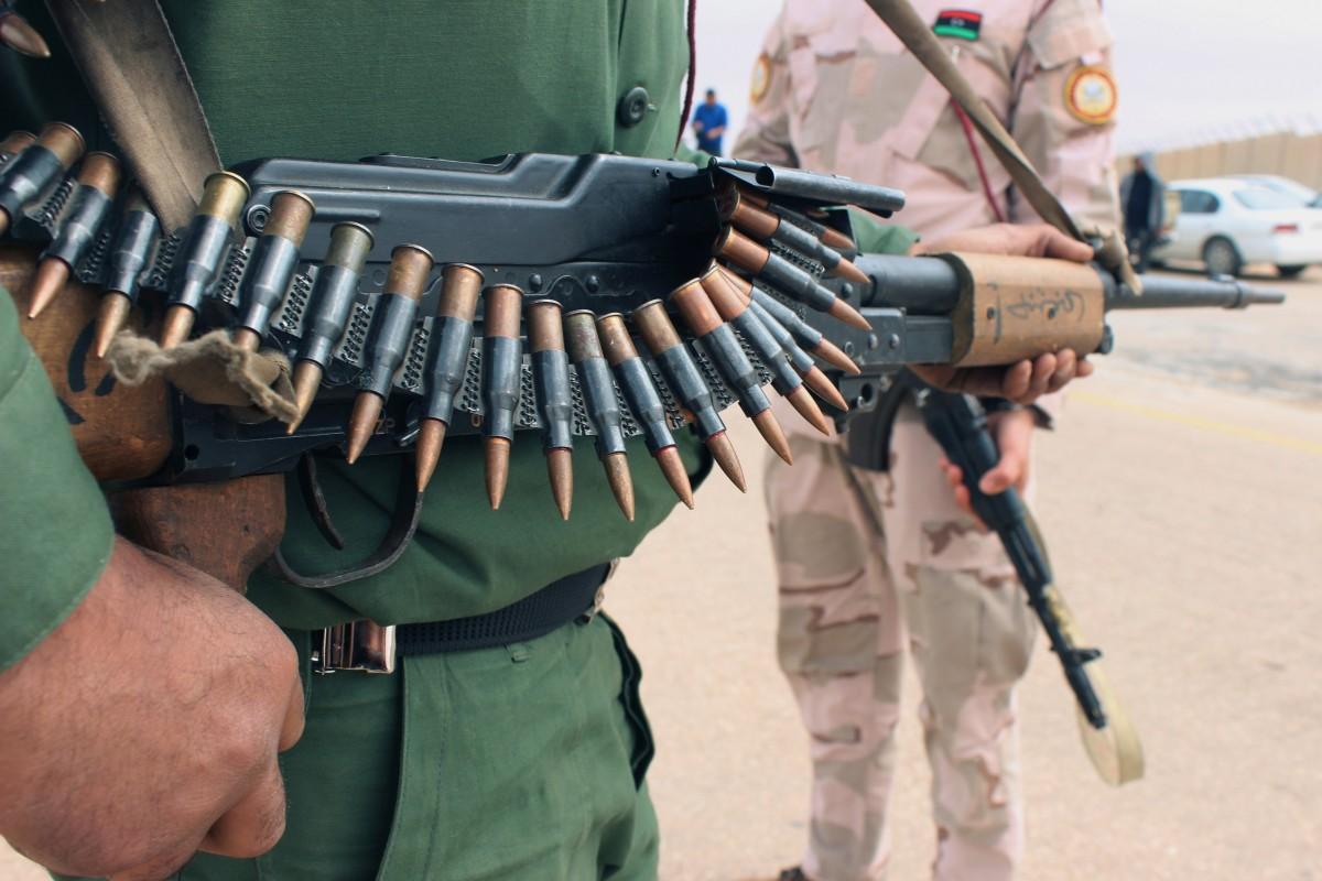 """صورة شيخ سعودي: القتال بجانب مرتزقة """"فاغنر"""" في ليبيا يُعز أهل السنة- شاهد"""