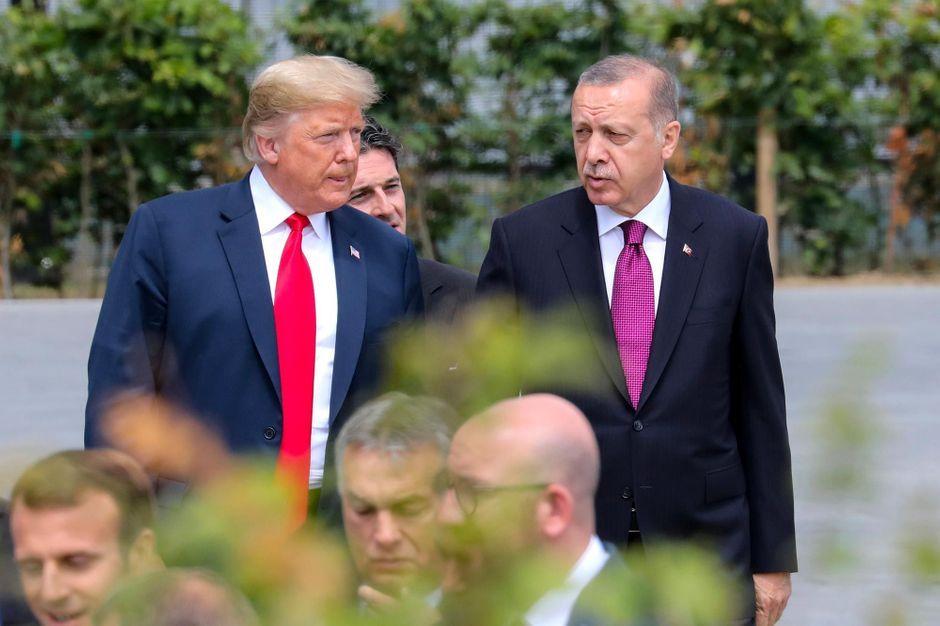 صورة روسيا: أمريكا تخشى خسارة تركيا.. لهذه الأسباب