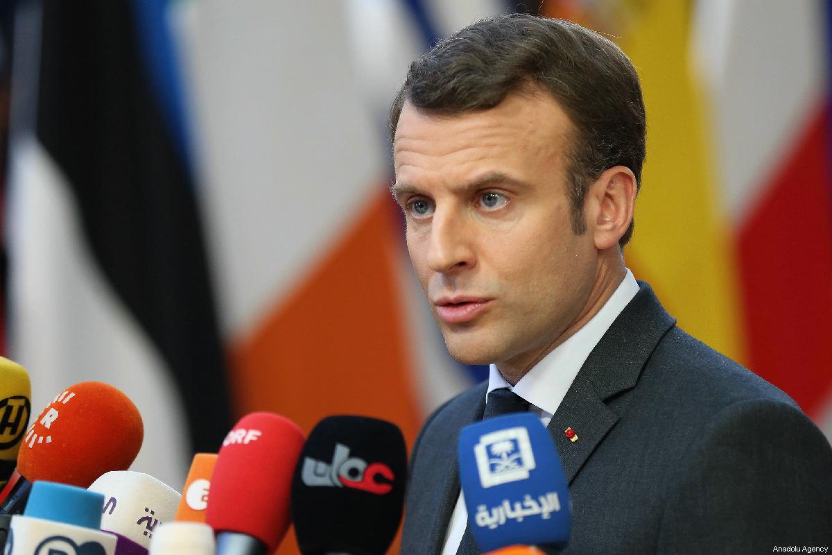 """صورة فرنسا تحذر من إقامة """"الخلافة الإسلامية"""""""