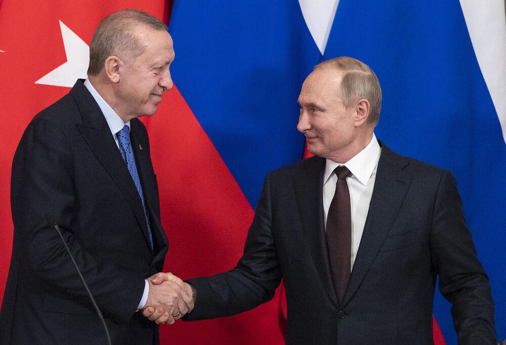 صورة لأول مرة.. اتفاق تركي- روسي حول ليبيا- بيان رسمي