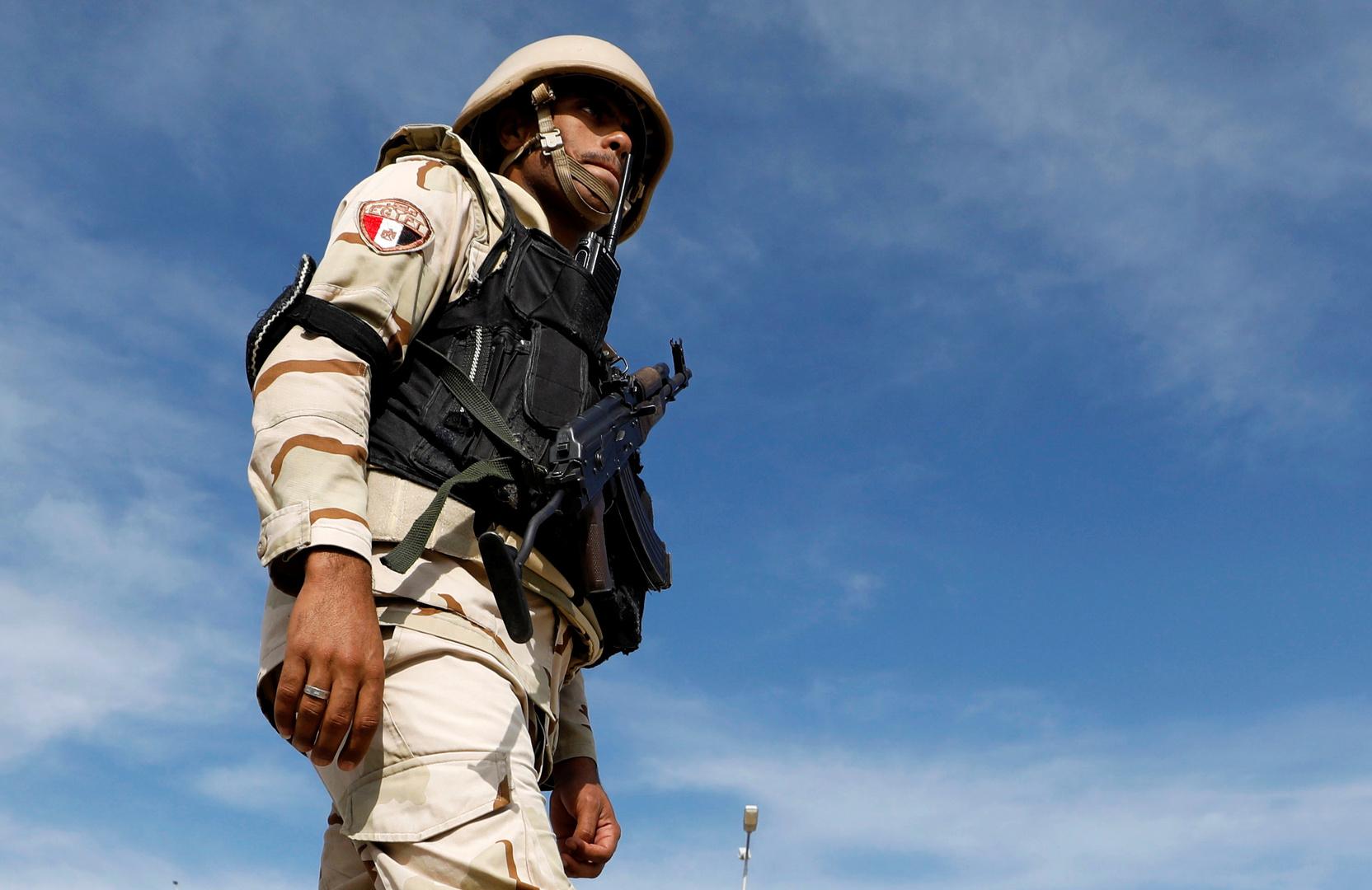 صورة إليكم مواقع انتشار الجيش المصري في سوريا