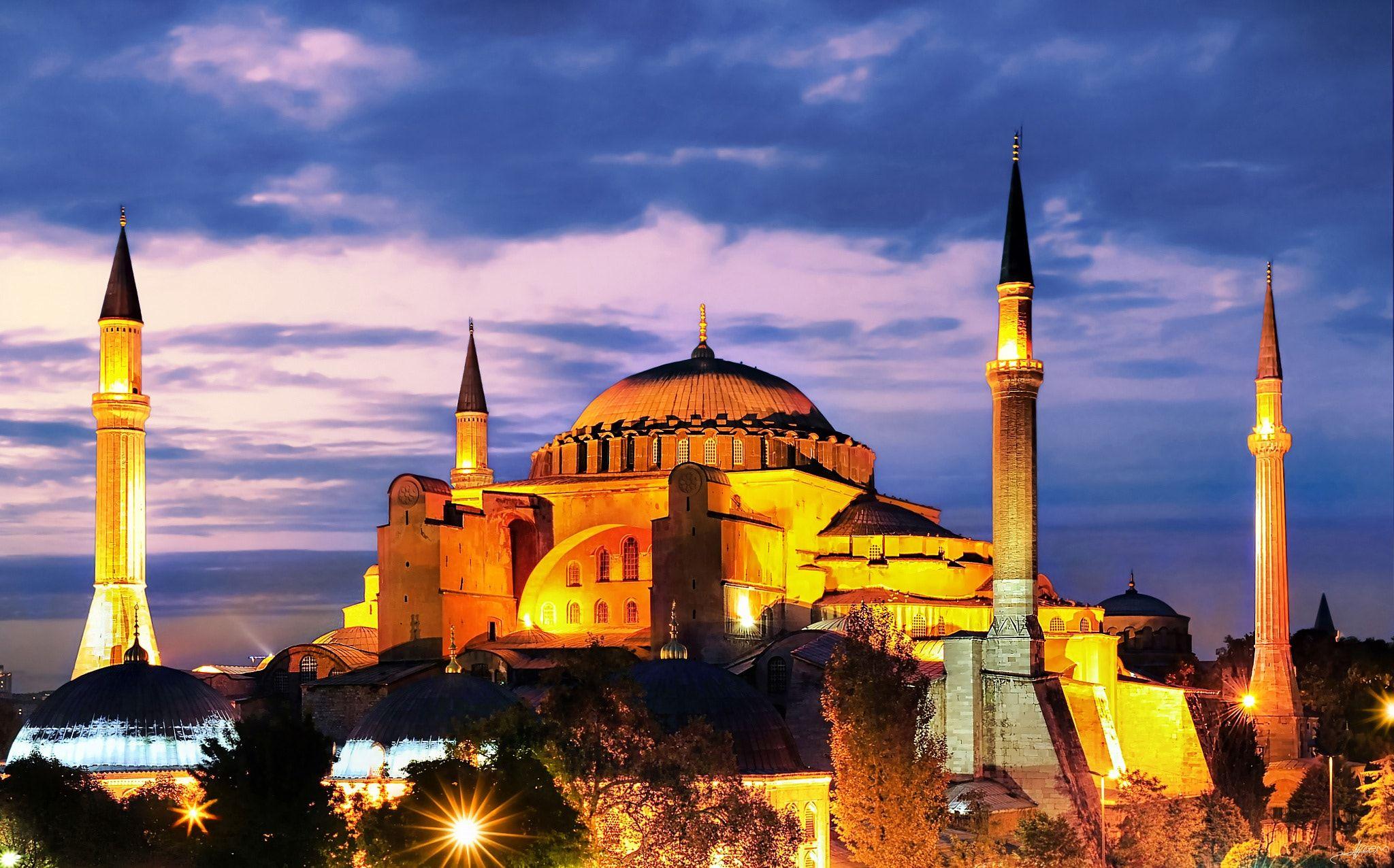 """صورة تركيا تقرر تحويل """"آيا صوفيا"""" إلى مسجد"""