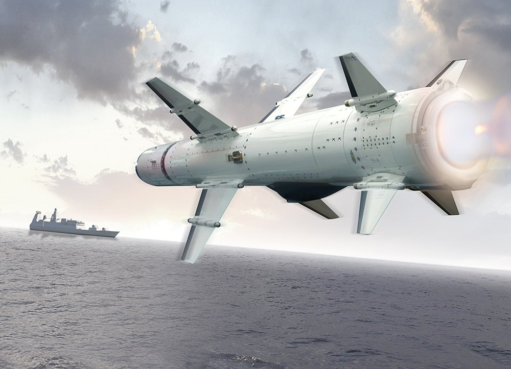 صورة تركيا تفعلها.. وتنتج صاروخا بحريا مجنحا بمواصفات خارقة- شاهد