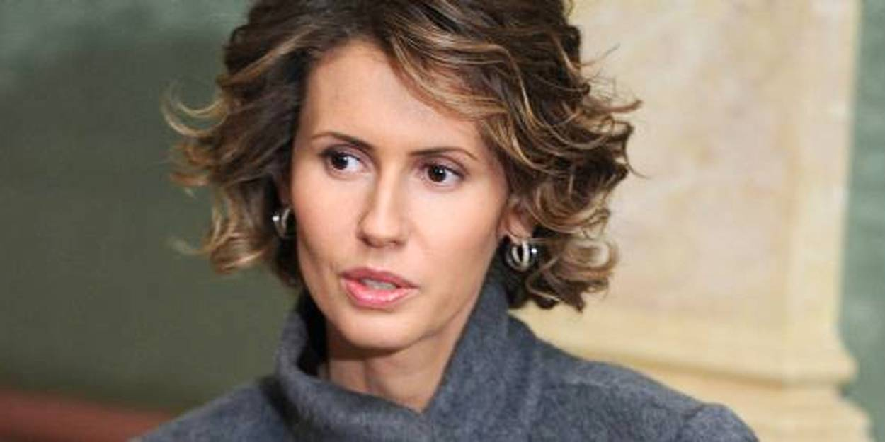 صورة بروفيسور فرنسي: أسماء الأسد.. سيدة القمع والفساد