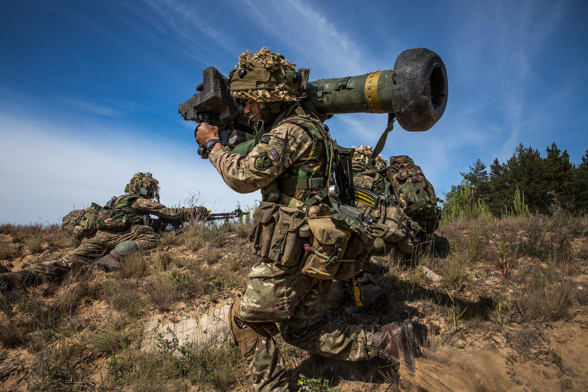 صورة صراع أمريكي- روسي على نفط ليبيا