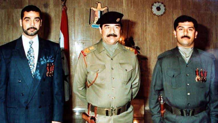 صورة ما الطعام الذي حمله صدام حسين إلى مخبئه؟