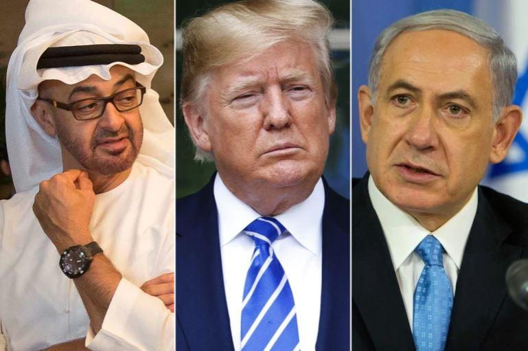 صورة إسرائيل والإمارات تعلنان تطبيعا كاملا للعلاقات