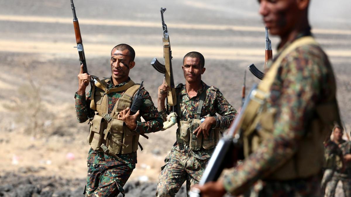صورة الأناضول: الإمارات تجند يمنيين لدعم فاغنر في ليبيا
