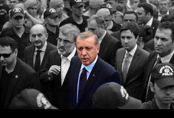 صورة أردوغان يتحدث عن خطط بلاده حتى عام 2023