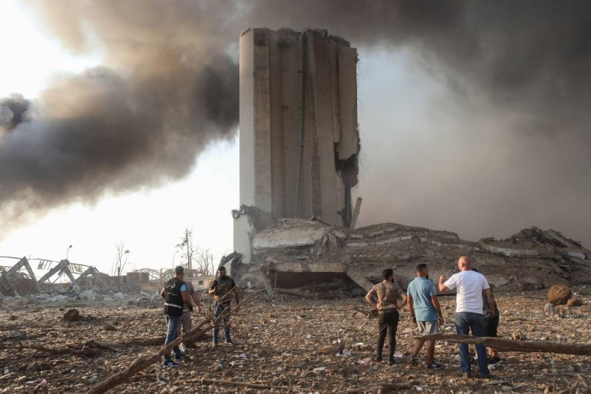 """صورة من وراء """"شحنة الموت"""" إلى لبنان؟ رواية صادمة"""
