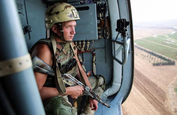 صورة تقرير أمريكي: بن سلمان هو من جلب الجيش الروسي إلى سوريا