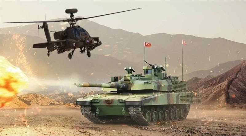 صورة انجاز عسكري كبير للصناعات العسكرية التركية