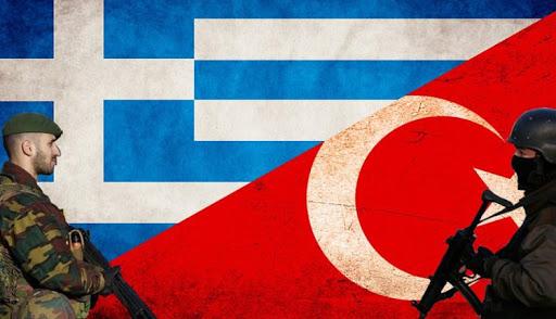 """صورة اليونان تطالب بمواجهة """"الأطماع التركية"""".. أردوغان: سندافع عن حقوقنا"""