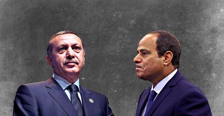 """صورة مصر تطالب العرب بـ """"ردع تركيا"""""""