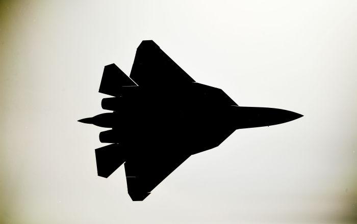 """صورة """"إف 35"""" متنكرة بتمويه نظيرتها الروسية- شاهد"""