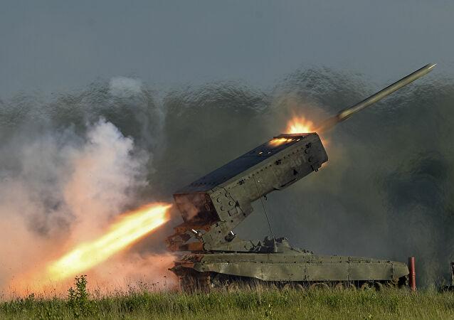 """صورة صواريخ """"غيرميس"""" الروسية في سوريا.. رسالة خطيرة"""