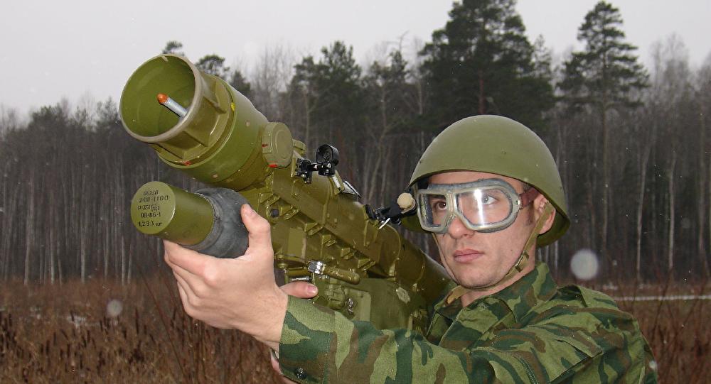 صورة صاروخ يرتد بوجه جندي روسي.. لحظات مرعبة (شاهد)