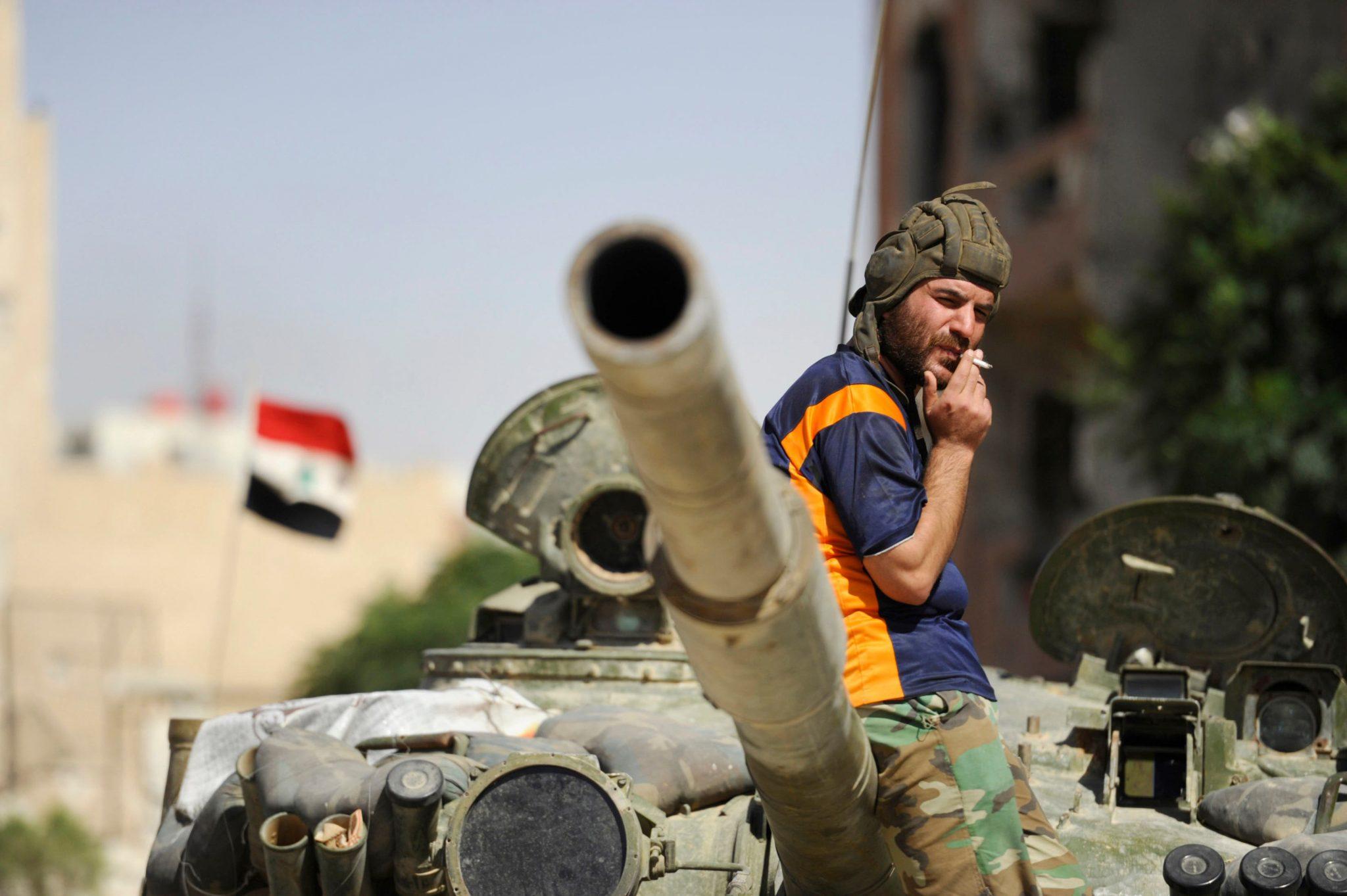 صورة درعا على أبواب ثورة كبرى- شاهد