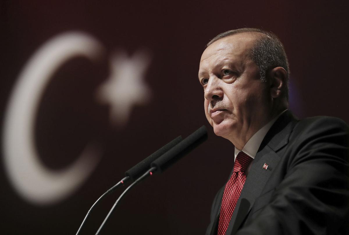صورة الرئيس التركي: الساعون لاستعمار بلدنا يعدون نهايتهم بأيديهم