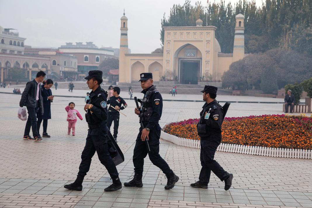 صورة تقرير أسـ ـترالي: الصين دمـ ـرت 16 ألف مسـ ـجد