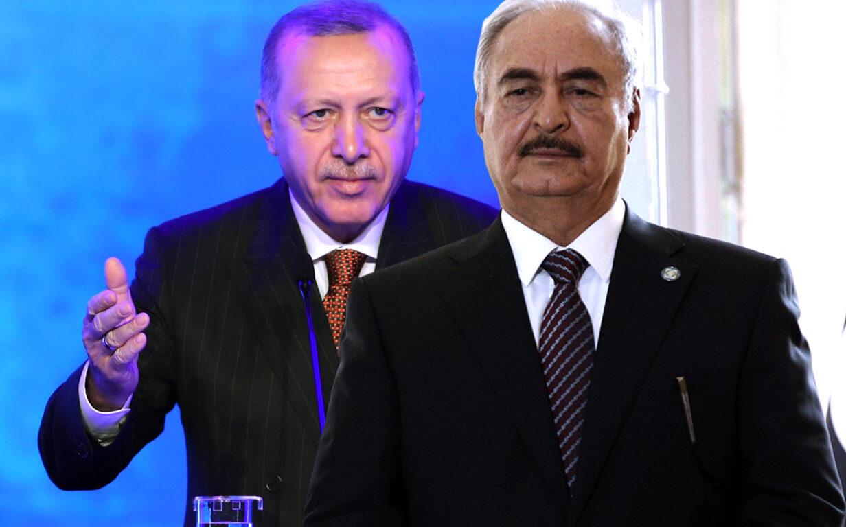 """صورة الصراع في ليبيا.. أردوغان لـ """"حفتر"""": سنهزمك عاجلا أو آجلا"""