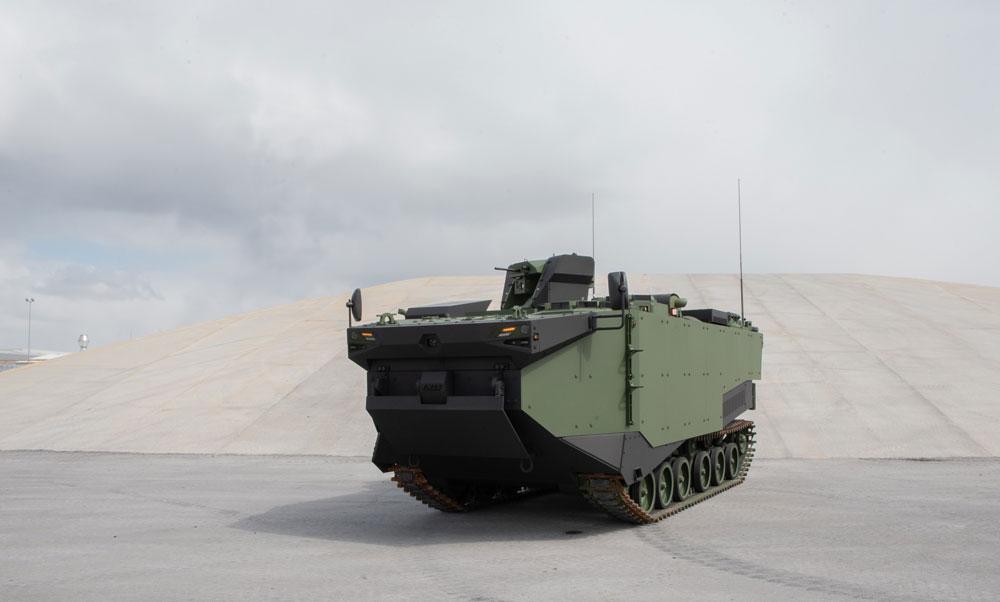 صورة آلية عسكرية تركية فتاكة- شاهد