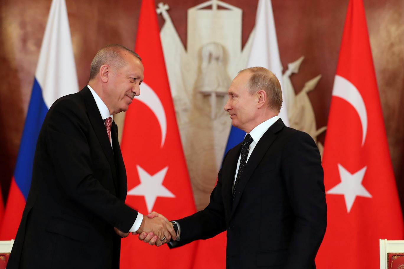صورة تركيا تحاصر روسيا في ملعبها الاستراتيجي