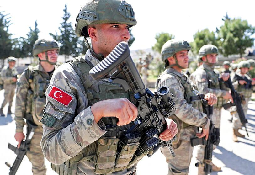 صورة دول عربية تستعد للتحالف مع الأسد لمحاربة تركيا- من هي؟
