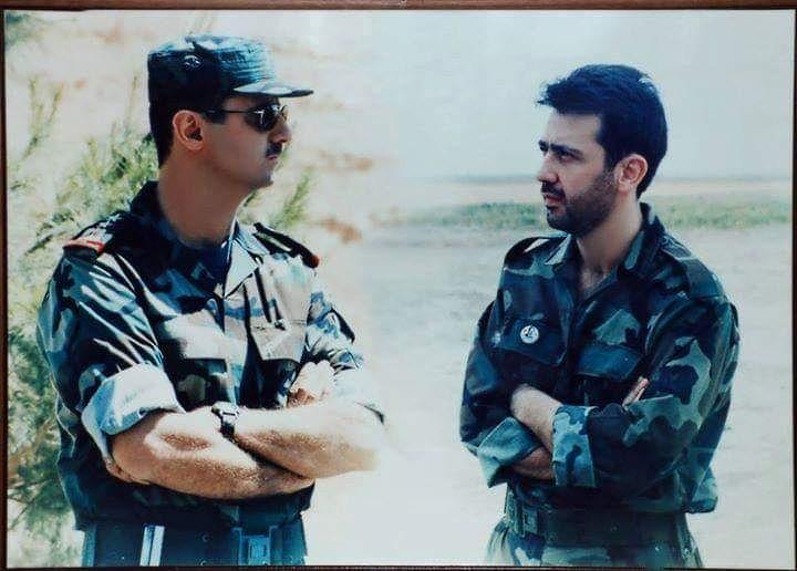 صورة اسماء الأخرس تبدأ الحرب ضد ماهر الأسد