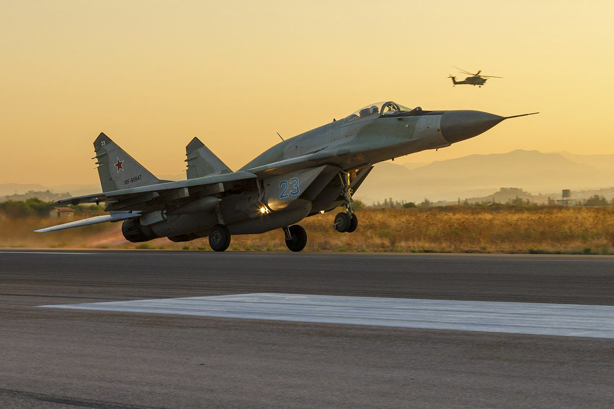 صورة على نار هادئة.. هذا ما تحضره له روسيا في ليبيا الآن