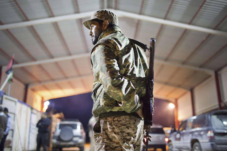 صورة طـ.ـبـ.ـول الحـ.ـرب تُقـ.ـرع في ليبيا.. اسـ.ـتنـ.ـفار وبـ.ـرقـ.ـيات عاجـ.ـلة