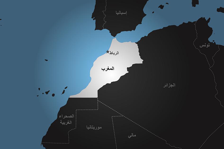 صورة تهديد خطير يحاصر المغرب وكارثة تلوح بالأفق