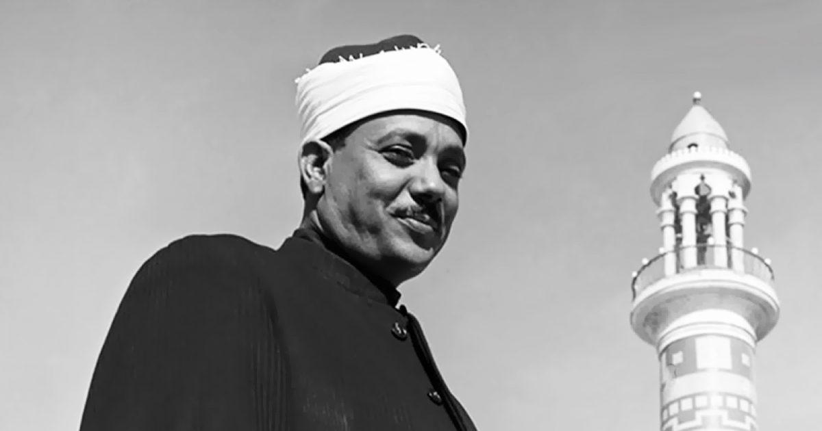 """صورة أشار فيها نحو ملك المغرب..بعد 32 عاما على رحيله.. ابن الشيخ """"عبد الباسط"""" يكشف وصية والده"""