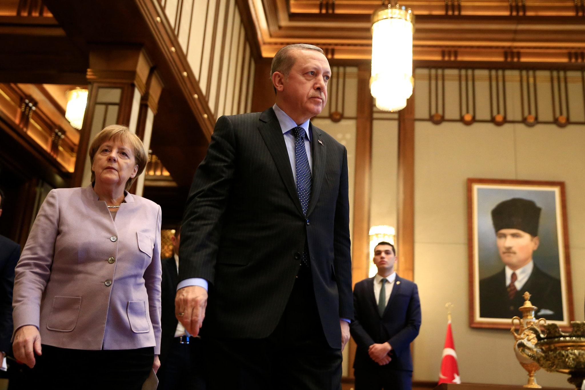 صورة ألمانيا توجه التحذير الأخير إلى تركيا- وتعطيها مهلة وجيزة