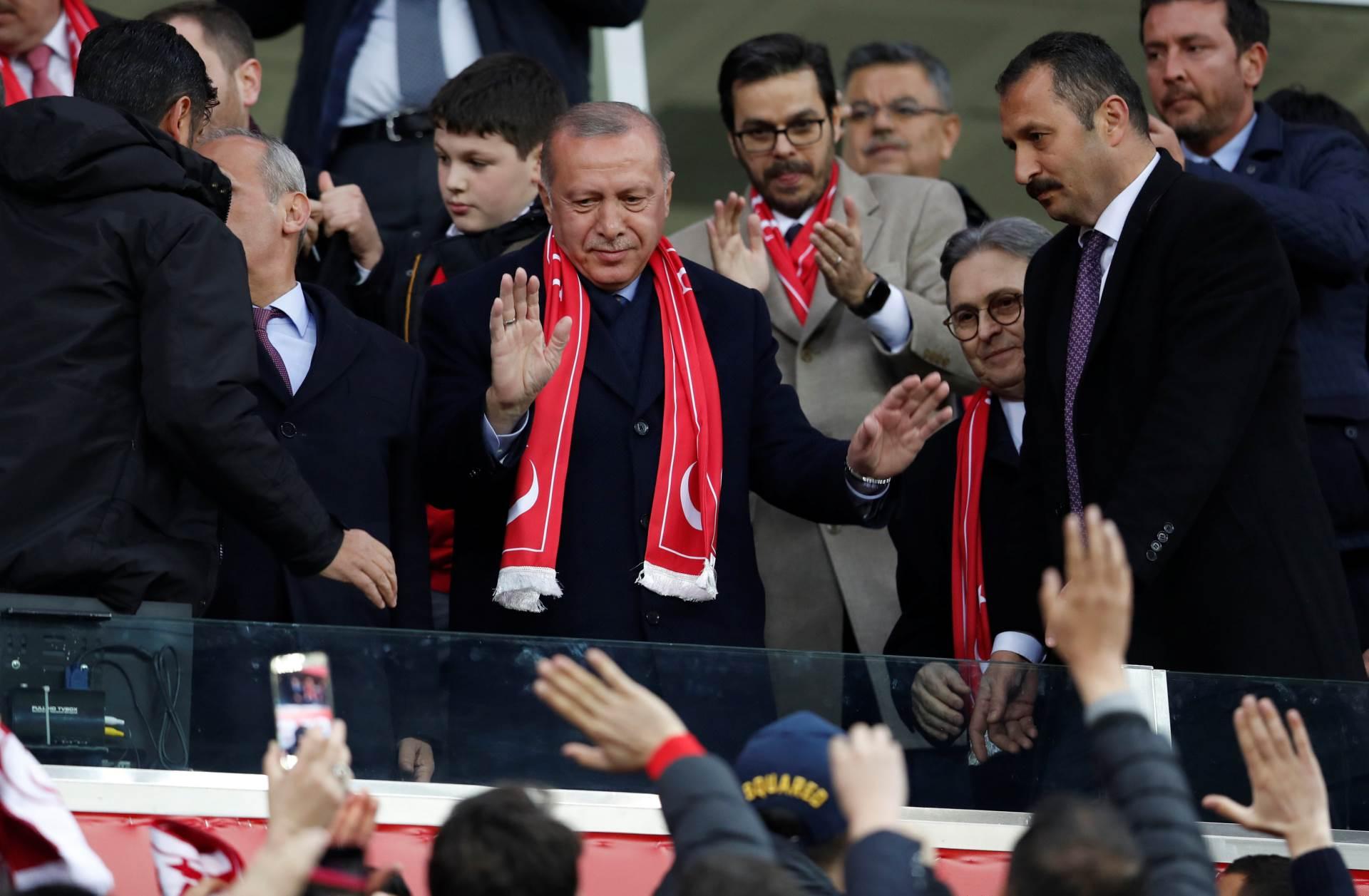صورة هل سينجح أردوغان بتحقيق ما قاله؟