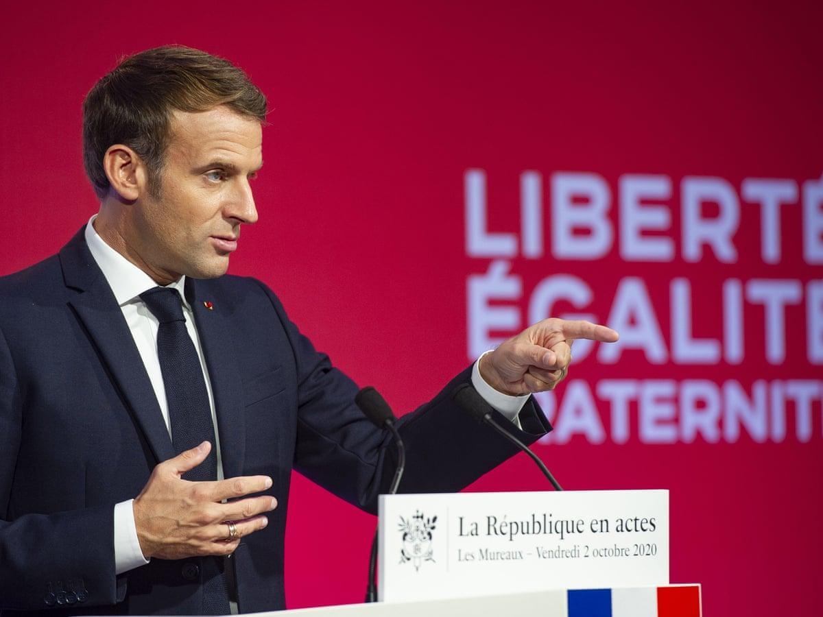 صورة خطاب تصالحي فرنسي مع العالم الإسلامي