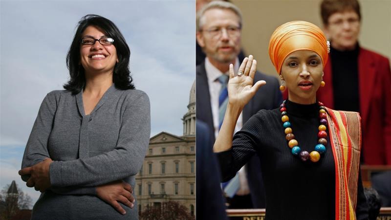 صورة الانتخابات الأمريكية: المسلمون يحافظون على مقاعدهم في الكونغرس