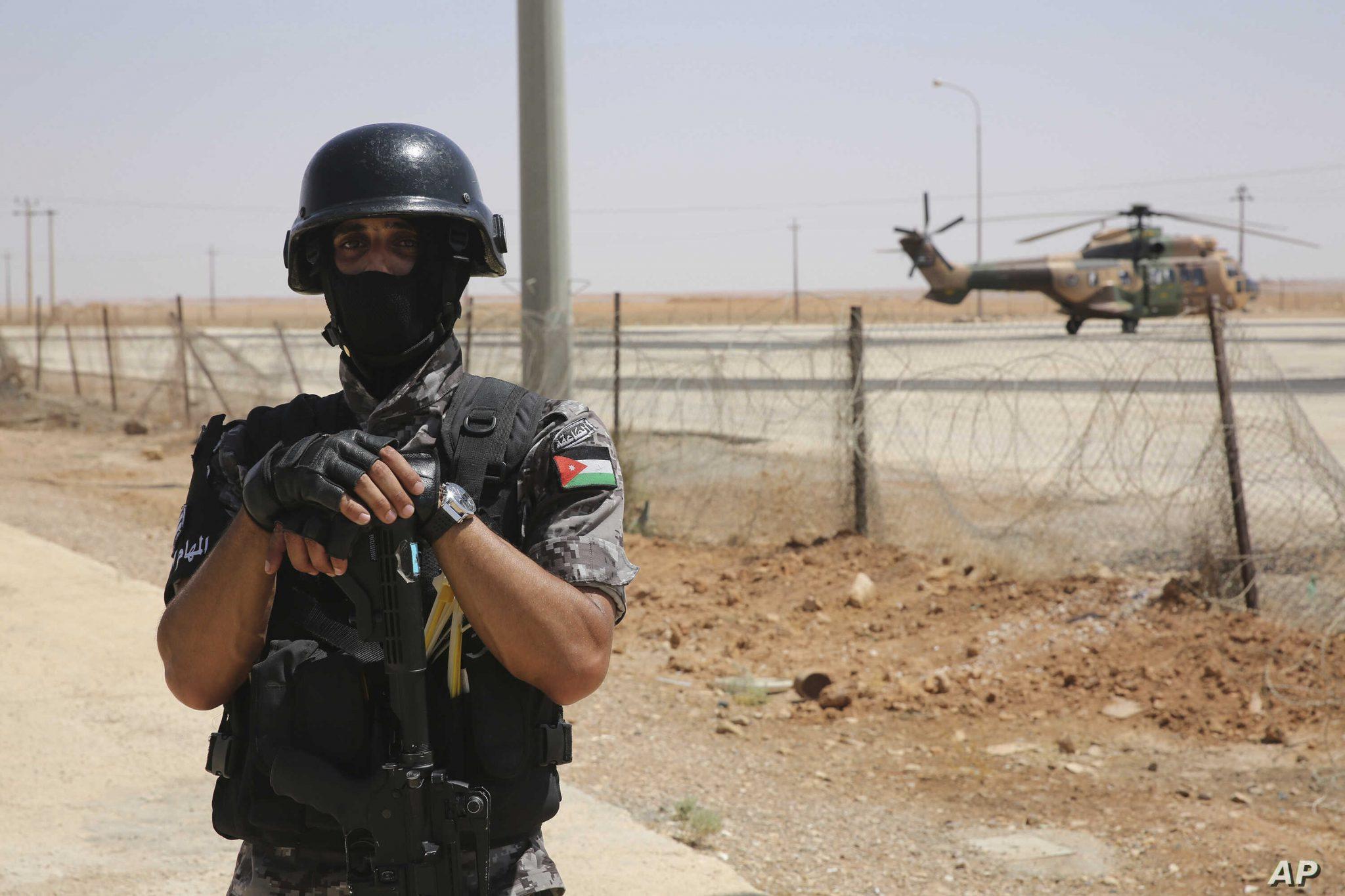 صورة ماذا يحدث في الأردن؟
