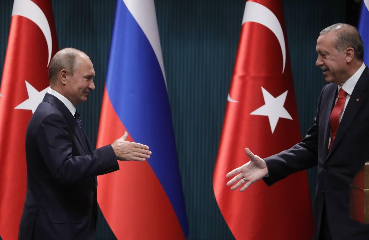 صورة انهيار تحالف الضرورة بين تركيا وروسيا يلوح بالأفق