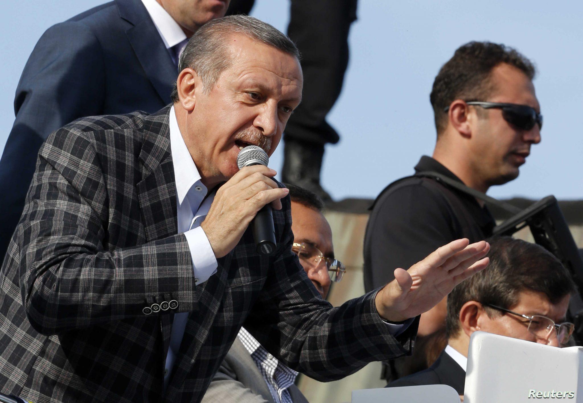 صورة دولة عربية كبرى حليفة لترامب تفتح خيوط تواصل مع تركيا!