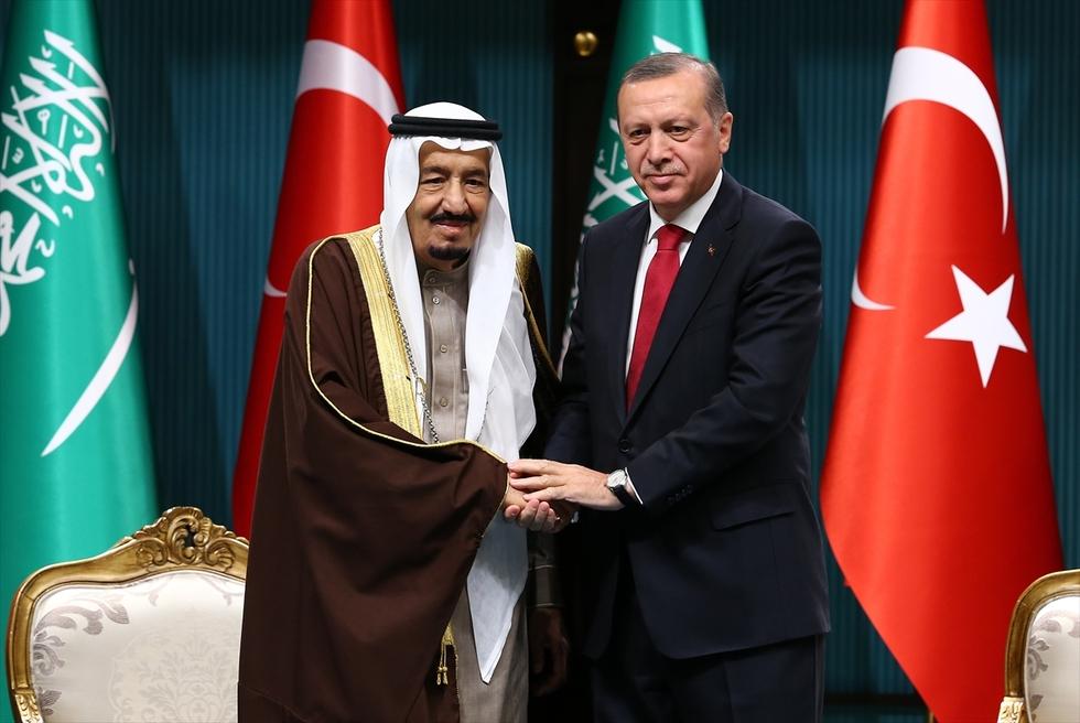 صورة تركيا ترد على الغزل السعودي