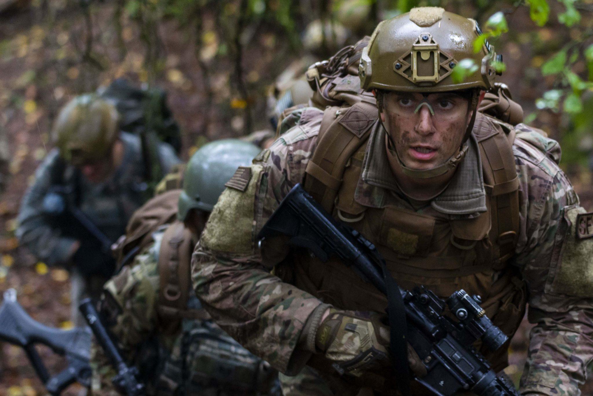 صورة وزير الدفاع الجديد للجيش الأمريكي: لقد حان الوقت