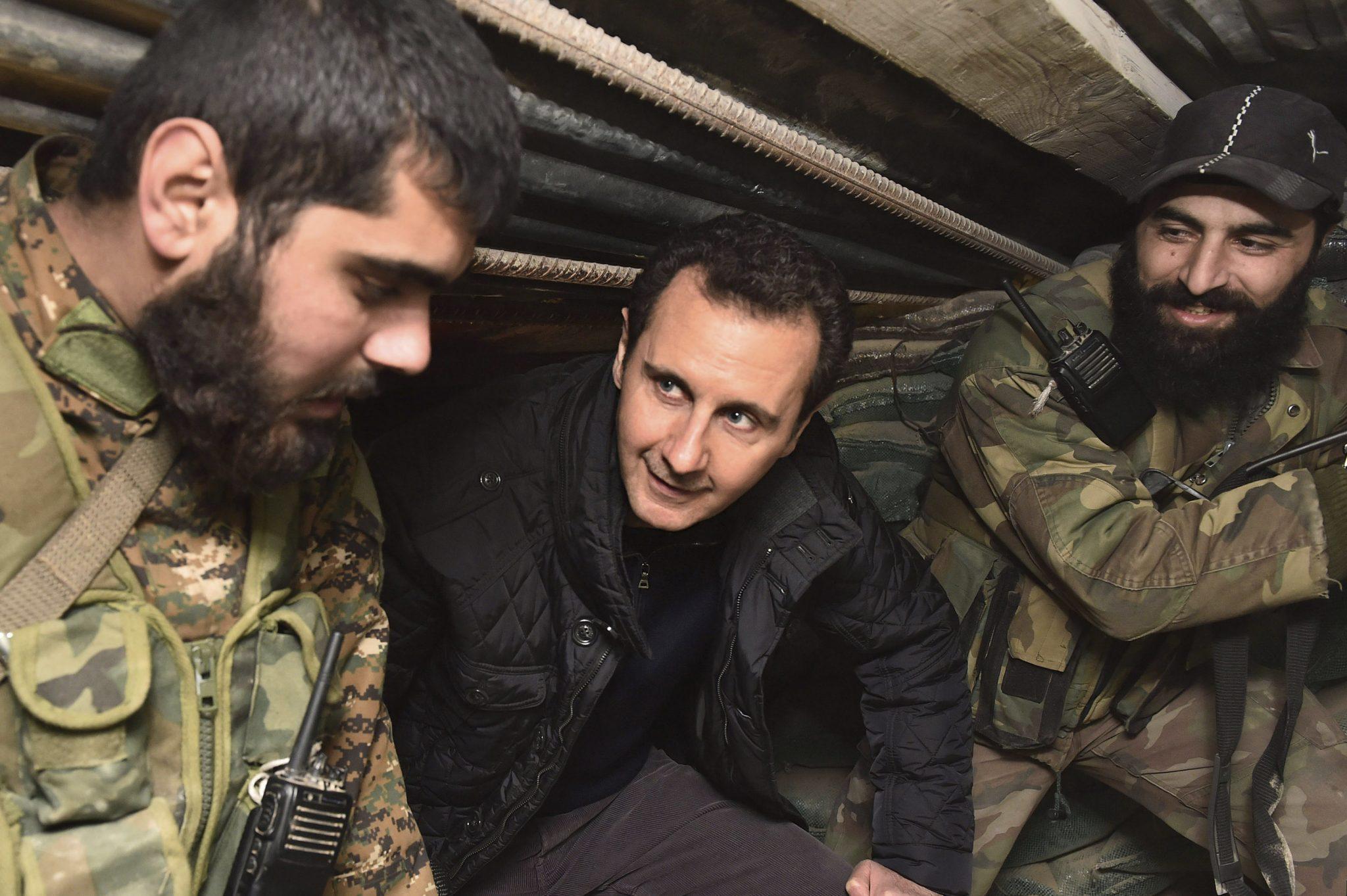 صورة مؤشرات: الجيش التركي قد يعاود تأديب جيش الأسد
