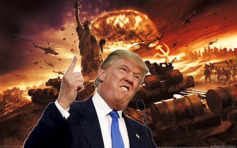 صورة علماء : العالم يقترب من حرب أشبه بالعالمية