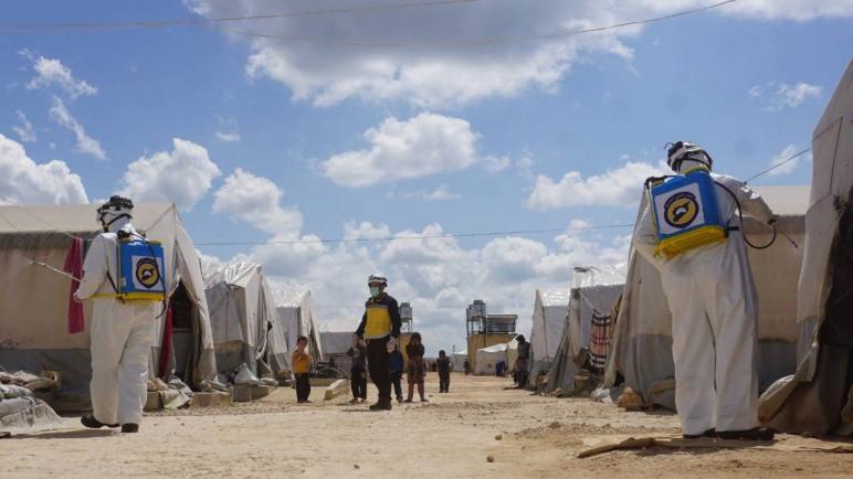 صورة الحصيلة الجديدة لفايروس كورونا في الشمال السوري نتائج غير متوقعة!!